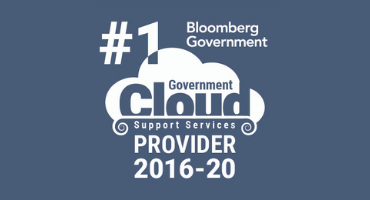 T-Rex #1 Cloud Support Services provider in Bloomberg Government analysis