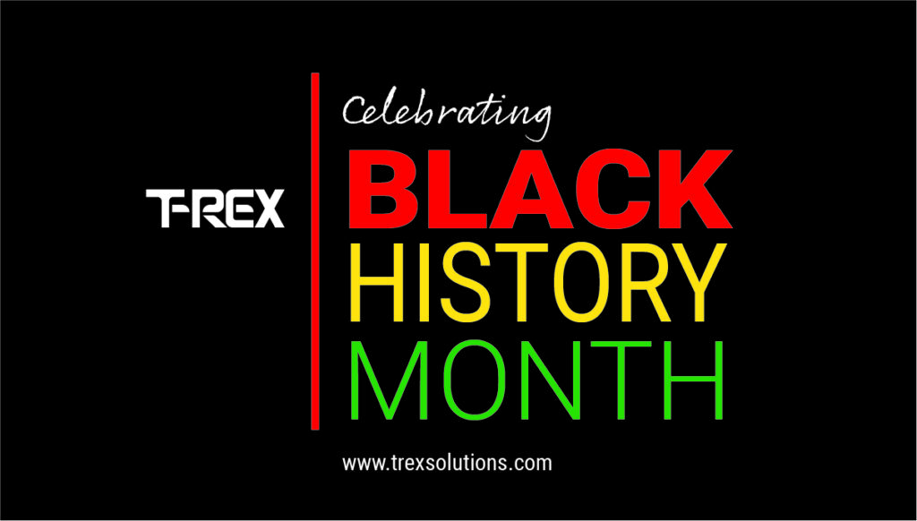 T-Rex Honors Black History Month