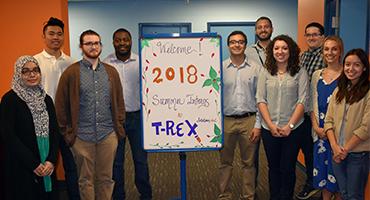 Summer Internship Opportunities Opening at T-Rex