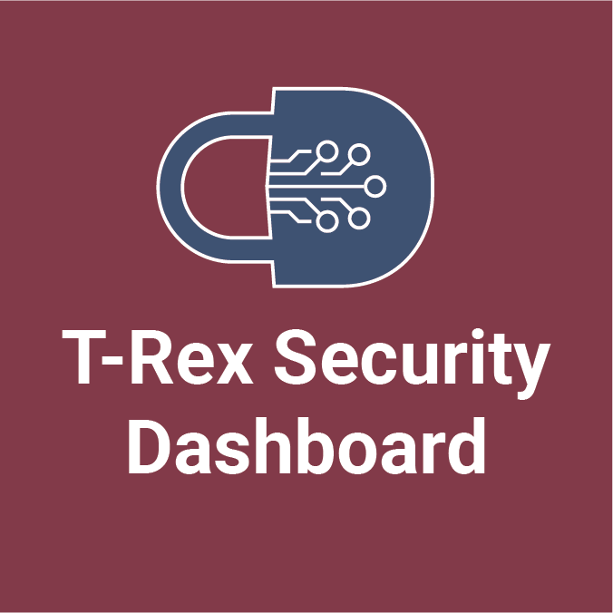 T-Rex Security Dashboard Product Overview