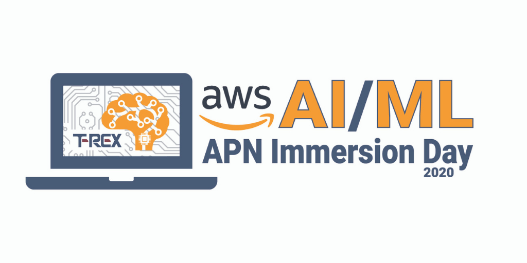 T-Rex's AI/ML Experience through APN Immersion Day